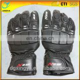 Full Finger Genuine Goat Leather Motocross Gloves Racing Gloves
