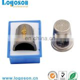 Wholesale Souvenir Gifts Custom Metal Emboss Thimble