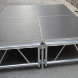 Manufacturer professional Portable Aluminum Stage with industrial platform for sale
