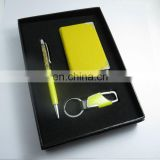 China High Quality Business Gift Set Pen,Metal Name Card Case,Keychain