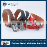 Competitive Price Girls Fashionable PU Belt
