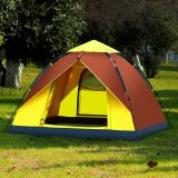Hydraulic Single Layer Thickening Camping Tents for Two Persons