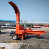 Made in China High Capacity Finely processed straw chopping machine with good price