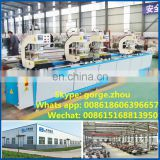 UPVC windows and doors processing equipment / UPVC window machine