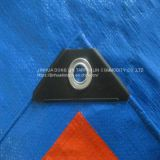 Blue Orange Waterproof tarpaulin Repair Sites/fences Corrosion-resistant