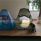 Use In The Campsite Children Camping Play Tents Polyester Fabric