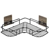 Bathroom Corner Shelf /Wall Mounted Toilet Kitchen Shelf Storage Rack