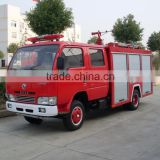 Dongfeng EQ5032N 4x2 water tank fire truck 2000L double cabin