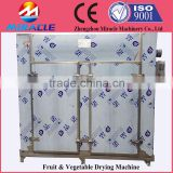 Electric heating method carrots drying oven with trolley, vegetables dryer box/drying machine