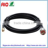 N Male to RP-SMA Male Pigtail Cable for Network Device 1 x N Type Male Antenna - 1 x RP-SMA Male Antenna connector