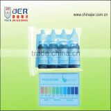 ph liquid water tester/ph reagent/water quality control/ph test from JER with msds certification