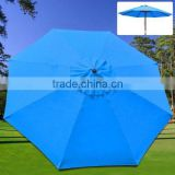 windproof uv protection patio umbrella replacement canopy