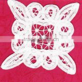 battenburg lace flower for fashion women garments