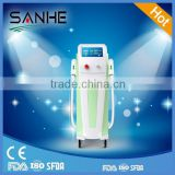 xenon flash lamp beauty machine for hair removal SHR Handle piece