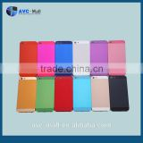 china wholesale back housing for iphone 5 with side button 12 colors