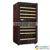 Decorative Wine Cooler With Stand Up (SY-WC80D SUNRRY)