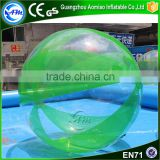 Good quality funny walk on water inflatable ball,walking water ball pool