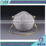 Activated Carbon Nuisance Dust Filter Mask Disposable Cleaning Molded Face Masks Respirator