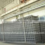 steel bar concrete reinforcing welded wire mesh