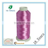 Dyed Polyester Embroidery Thread for Embroidery Machine