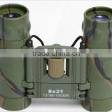 DCF 8x21 small optical binoculars with high quality lens