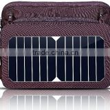 wholesale Solar panel Backpack, phone charge bag,Sunpower Bag