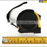 High Quality ODM/OEM Service Construction Tools New Steel Measuring Tape with Rubber Coat 5m/25mm