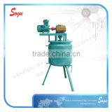 XQ1736 High Productivity Rubber Extruder Machine Slipper Making Machine
