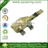 Army Camouflaged Oxford Drop ship Tactical Leg Holster