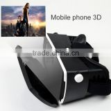"wholesale Virtual Reality VR 3D Glasses Movies Games Google Cardboard With Resin Lens For 4.0"" to 6.0"" Smartphone Mobile Phone"