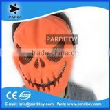 Halloween party pumpkin mask party