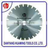 Laser Welded Diamond Saw Blade For Construction Use Diamond glass Cutting Disc For Asphalt Cutting Disc On Floor Saw Machine