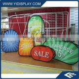 Exhibition Outdoor Folding Pop Up Banner Stand