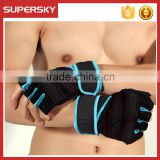 A-358 Breathable athletic works sports gloves weight lifting gloves best bodybuilding gloves