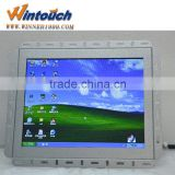 Professional manufacture supply10.4' VGA/CGA/DVI touch screen monitor FOR KIOSK