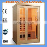 Ceramic heater Function infrared sauna,portable infared sauna room