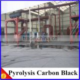 Pyrolysis Carbon Black produced by Recycling Scrap waste tire with high quality and competitive price