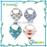 100% Cotton and Nice Design Baby Neck Warmer