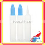 liquid bottle for electronic cigarette smoke oil with 10ml 15ml 30ml unicorn bottle P-097R