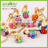 Made in china wholesale hot sale hanging car perfume bottle