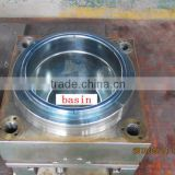 high quality delineate plastic adult used basin injection mould