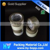 Usa 2.5mil*2inch*110y Supler Clear Bopp Packaging Carton Sealing Tape Accepted OEM Free Sample