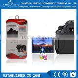 New technology automatic adsorption camera LCD screen protecter cover for Canon 5DIII 70D