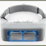 acrylic lens ABS frame Material magnifying glass for watching TV
