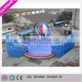 Commercial giant inflatable water park for sale , inflatable water park with pool n slides,water park for adults items