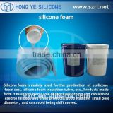 patinum silicone foams for potting and encapsulation of electrical circuits