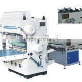 High-precision vertical laminating machine