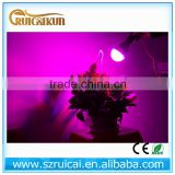 led red blue bulb hydroponic plant grow light lamp