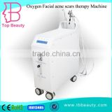 Cleaning Skin Portable Almighty Oxygen Jet Skin Analysis Peel Therapy Acne Treatment Facial Machine
