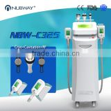 Hottest promotion!!!! cryolipolisis machine 2017 fat freezing slimming machine weight loss